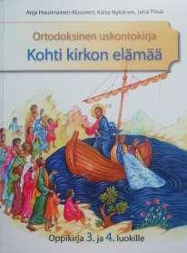 Kohti kirkon elämää -kirjan kansi