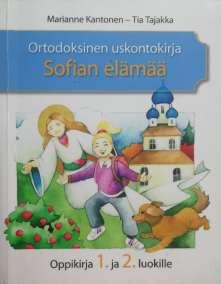 Sofian elämää -kirjan kansi